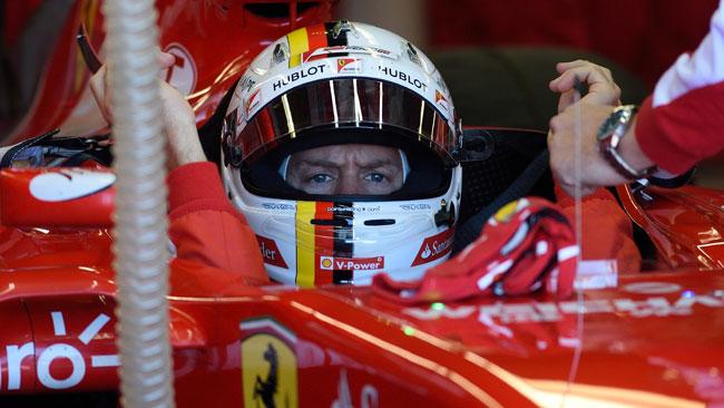 """Vettel: """"Non saremmo andati lontani neanche in Q2"""""""