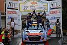 IRCup Pirelli: Fontana concede il bis al Rally del Taro