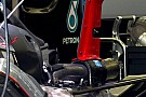 La Mercedes cambia motore ma non usa gettoni