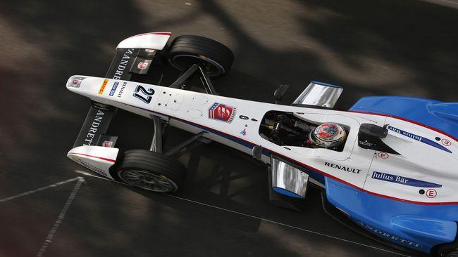 Il team Andretti Autosport si farà i motori da sé