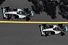 Striscia di podi da record per la Mercedes
