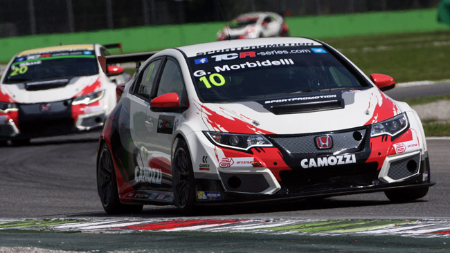 Monza, Gara 2: Morbidelli completa il suo show