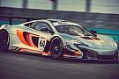 La Kox Racing schiera una McLaren 650S GT3
