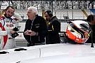 Robert Kubica ha fatto un test con Bonaldi a Monza