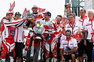 Moto Rally Raid Ultime notizie Dakar, Goncalves: