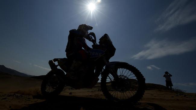Dakar: Pain ha l'ambizione di vincere con Yamaha