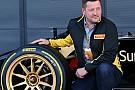 Le gomme Pirelli da 18 una priorità per il 2015