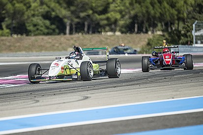 Primo centro per Bas in gara 2 al Paul Ricard