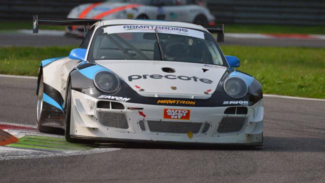 Al Mugello si rivede la Tonino Herbert Motorsport