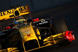 Formula 1 Breaking news Renault closes in on final F1 future decision