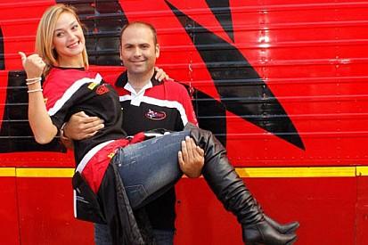 Max Rendina pronto a tornare al volante a Sperlonga