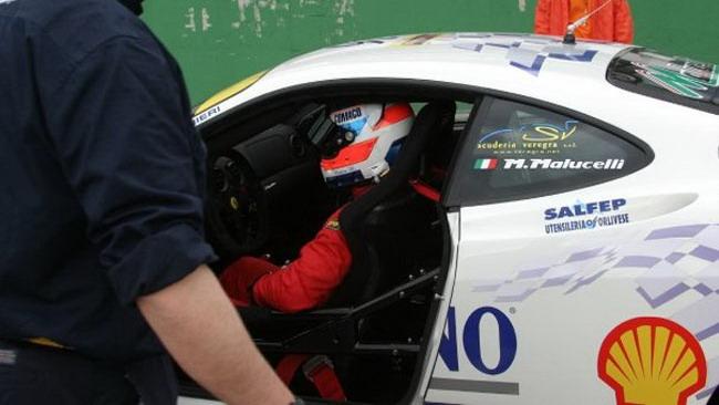 Shakedown ad Adria per le F430 GT di Malucelli