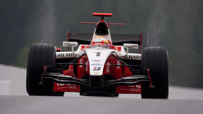 La Lotus ART conferma Jules Bianchi