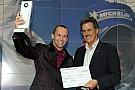 Biagi premiato tra i migliori piloti BMW del 2010