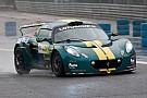 D'Aste porta al successo la Lotus al Motor Show