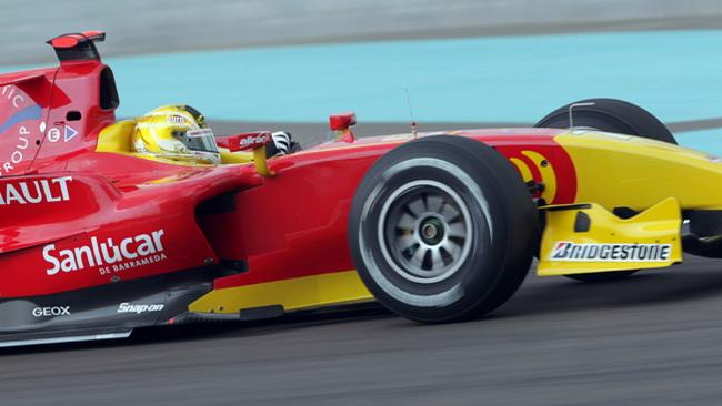 Sei piloti penalizzati sulla griglia della GP2