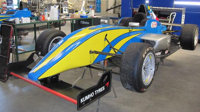 Nuova livrea per la MG Motorsport
