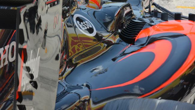 McLaren: c'è più estrazione d'aria per il motore Honda