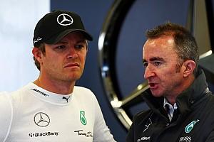 Fórmula 1 Noticias Mercedes considera que no pudo contribuir al rendimiento de Rosberg