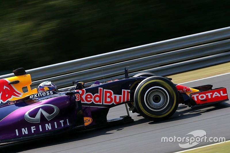 """Ricciardo - La quatrième place de la grille est """"un bon signe"""""""