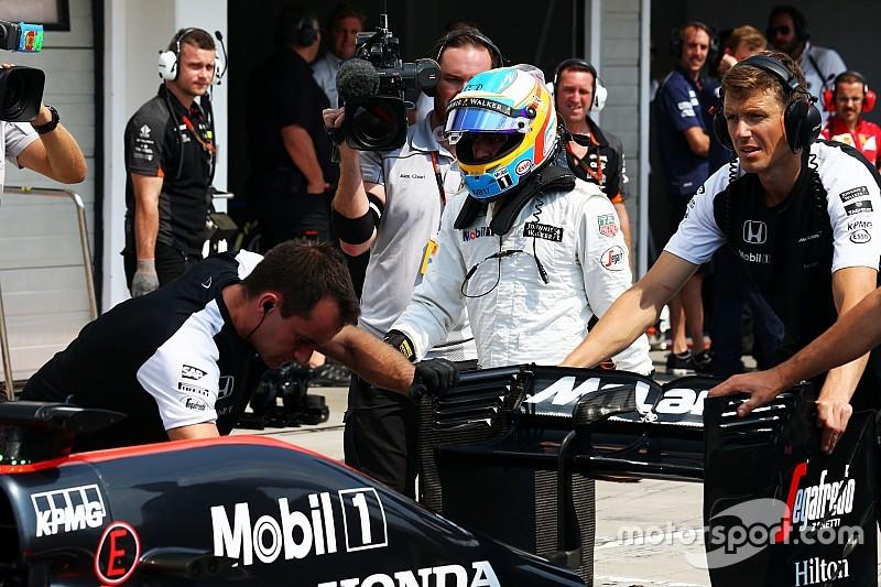 Alonso frustré par la F1?