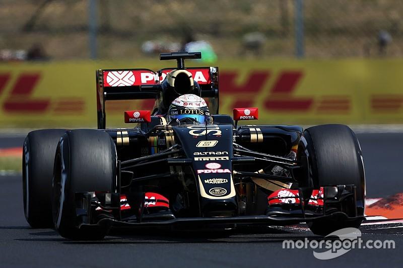 Des points inespérés pour Romain Grosjean