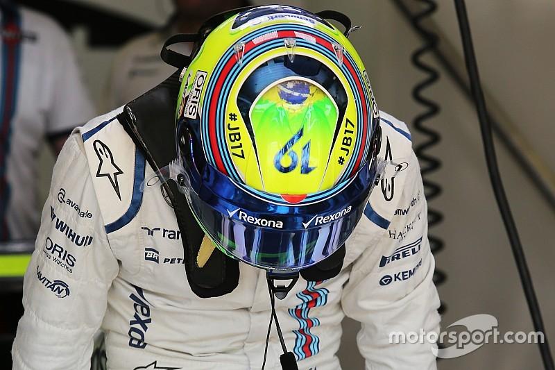 Williams estuda levantar assento do carro de Massa