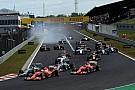 Ecclestone estime la F1 chanceuse d'avoir eu une course