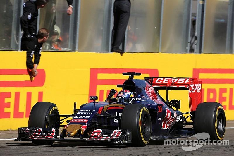 Quatrième en Hongrie, Verstappen prépare... Son permis de conduire