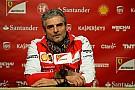 أريفابيني: هدف فيراري لم يتغيّر عبر الفوز بسباقين في 2015