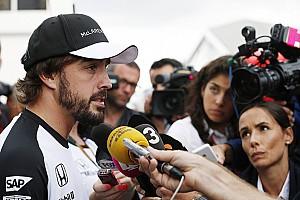 فورمولا 1 أخبار عاجلة ألونسو: حصلنا على نقطة مجانيّة في سباق بريطانيا