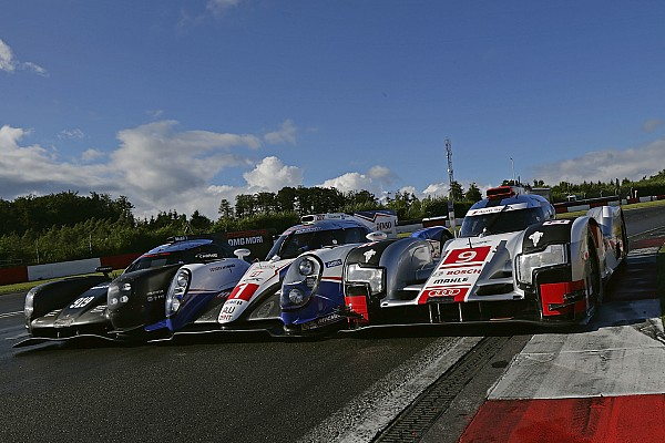Porsche e Audi lideram testes do WEC em Nürburgring