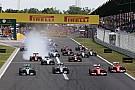 Hamilton se preocupa com problemas da Mercedes em largadas