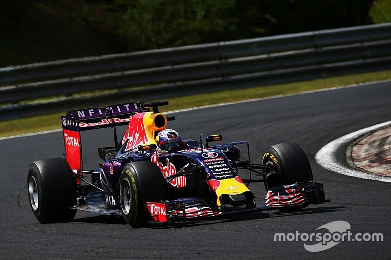 Ricciardo proche d'une seconde pénalité moteur