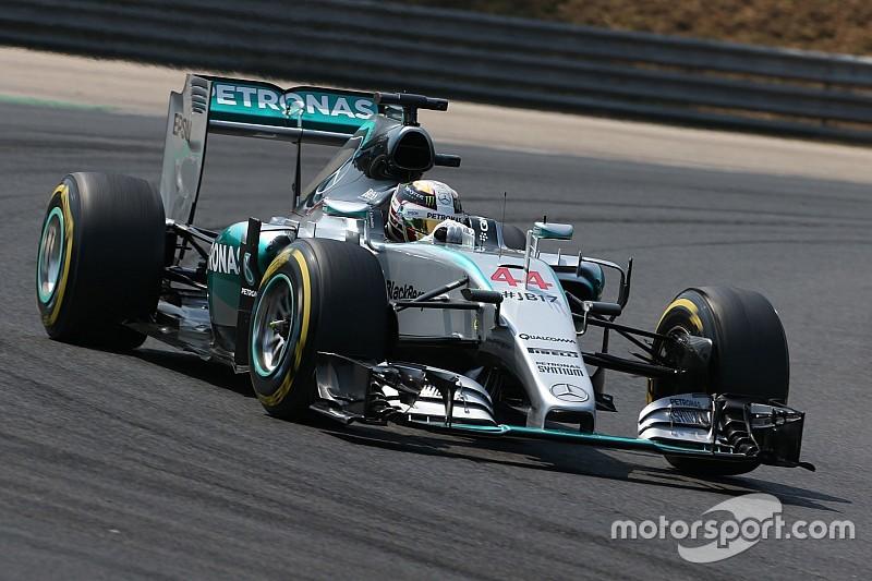 """Coulthard - Hamilton a connu un jour """"off"""" en course"""