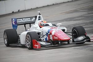 Indy Lights Qualifiche RC Enerson conquista la pole a Mid Ohio