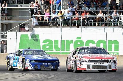 Six Québécois dominent en NASCAR au Grand Prix de Trois-Rivières