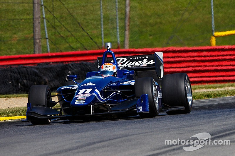Jones keeps eyes fixed on the prize despite Mid-Ohio disappointment