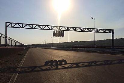 Организаторы RDRC готовятся открыть трассу в Грозном
