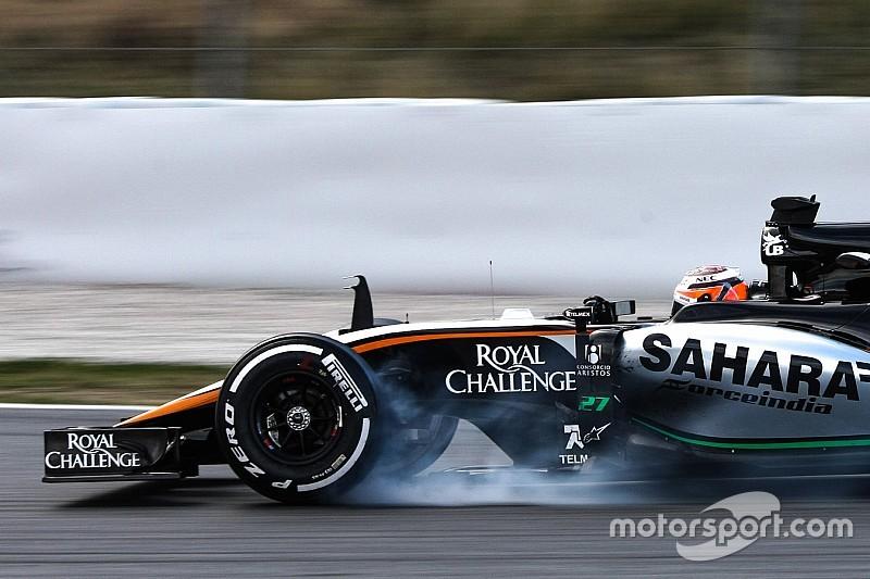 Pirelli demande plus d'essais avant la saison 2017