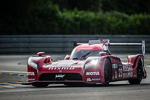 WEC Noticias Nissan no estará en la fecha del WEC en Nürburgring