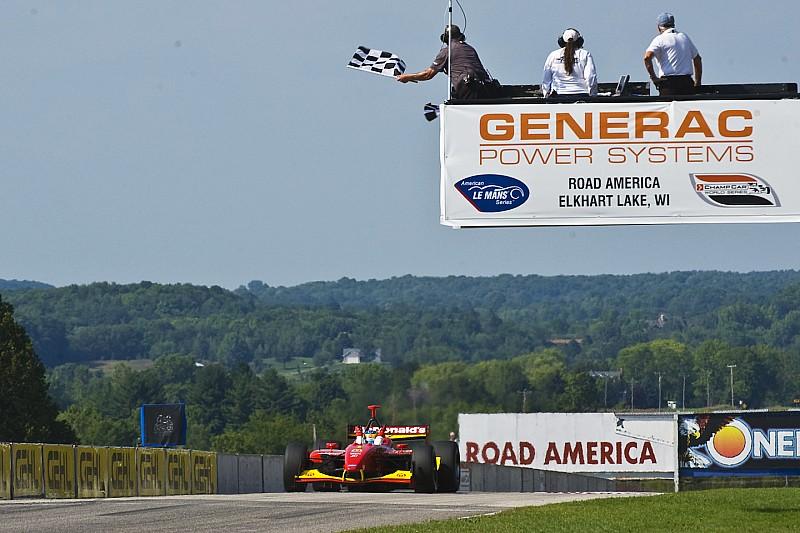 L'IndyCar confirme son retour à Road America!