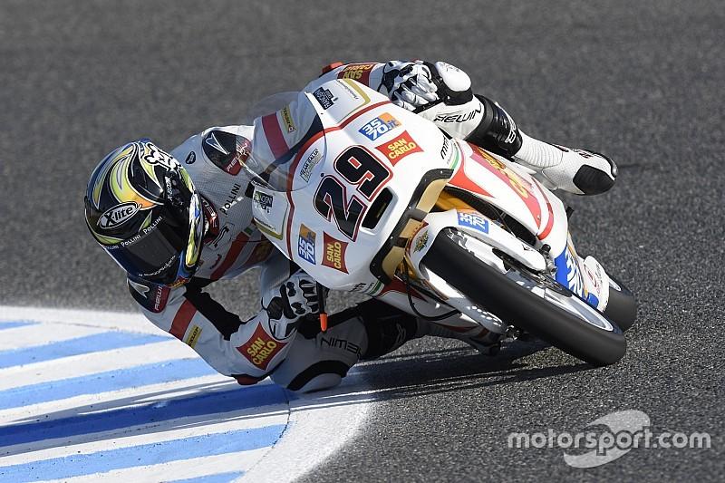 Qualifiche difficili per il San Carlo Team Italia ad Indy