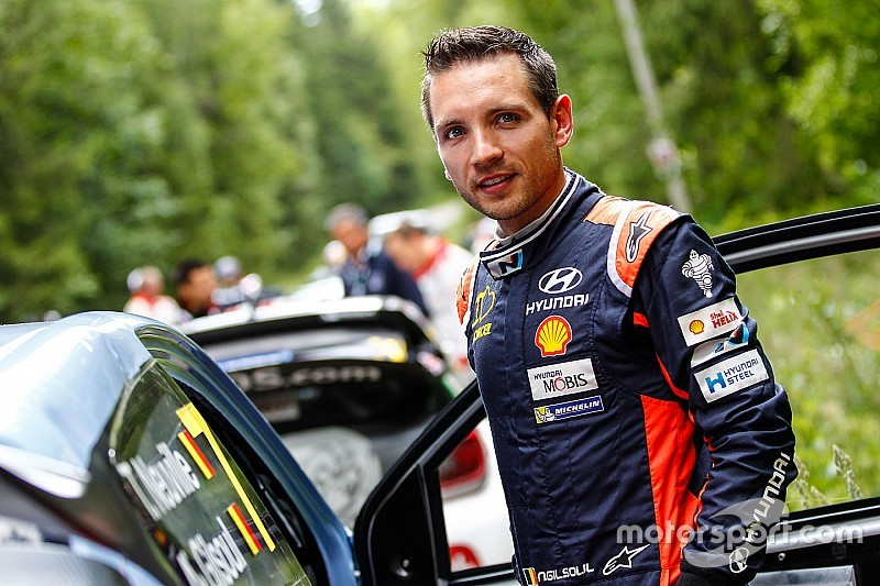 Hyundai Motorsport announces that Hayden Paddon will drive for the WRT at Rally Australia