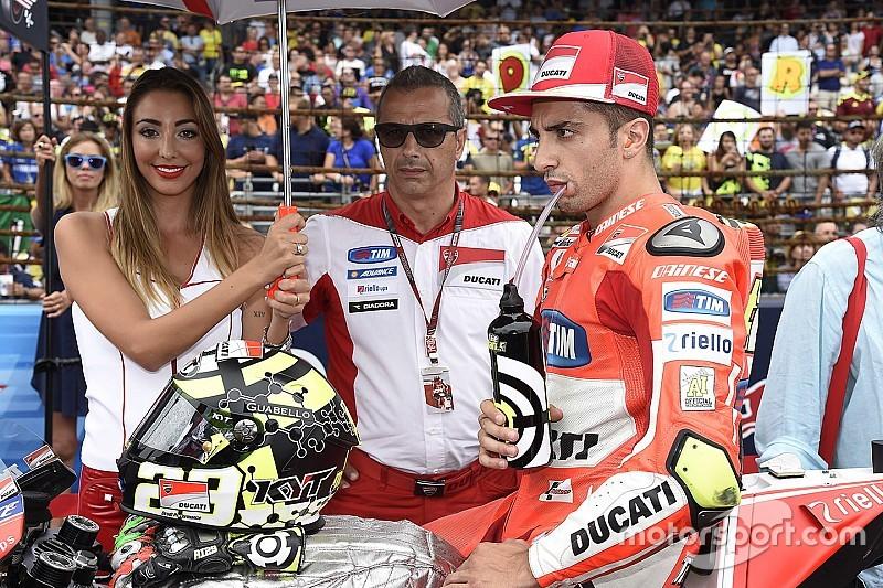 """Ducati dans l'obligation de """"réagir le plus vite possible"""""""