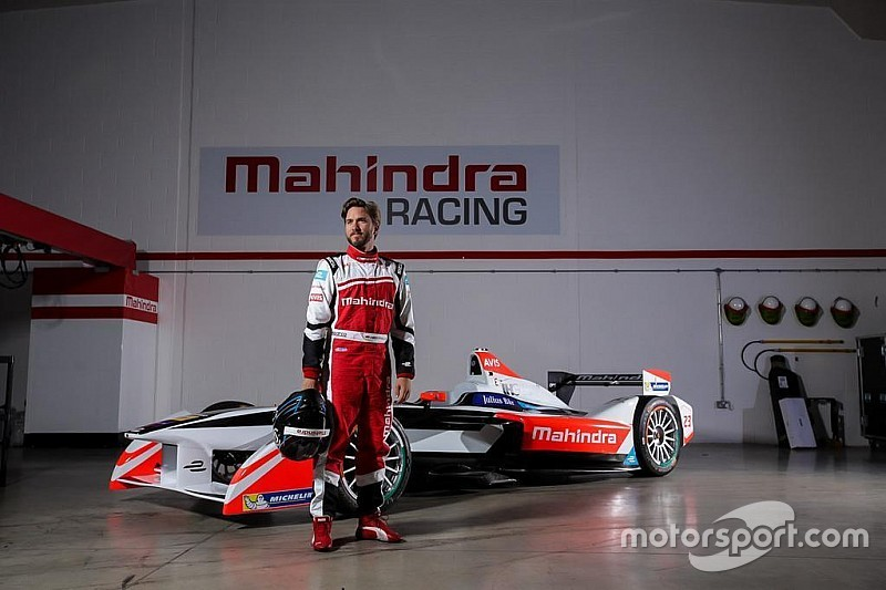 Officiel - Heidfeld rejoint Mahindra Racing