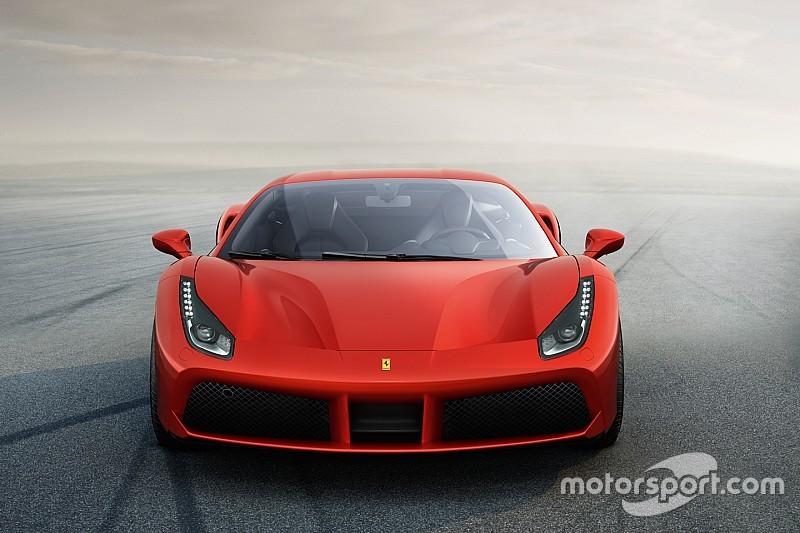 Феттель может протестировать Ferrari 488 GTB