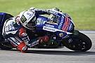 Jorge Lorenzo al via della Race of Champions 2015