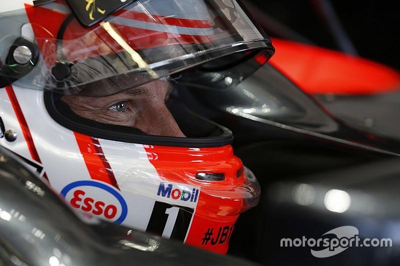 """Button cree que Spa será una """"gran prueba"""" para el progreso de McLaren"""
