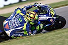 Rossi comemora liderança mas vê Lorenzo forte em Brno
